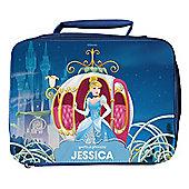 Disney Princess Personalised Lunch Bag - Cinderella / Belle