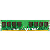 Kingston ValueRAM 1GB 800MHz DDR2-SDRAM Unbuffered Non-ECC CL6 DIMM Memory Module