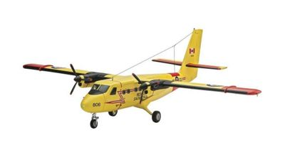 DHC-6 Twin Otter 1:72 Scale Model Kit - Hobbies