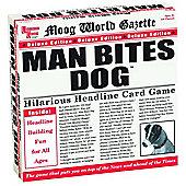 University Games Man Bites Dog Board Game