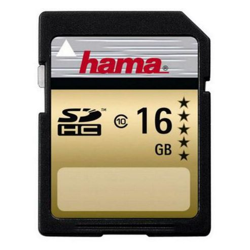 Hama SDHC Card Class 10 16GB