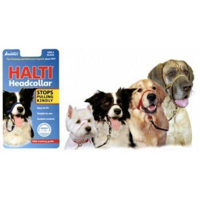 Halti Headcollar (Black Size 1)