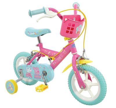 Peppa Pig 12 inch Kids Bike