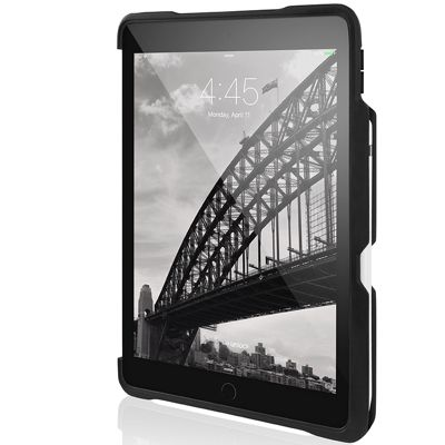 STM dux iPadPro9.7-Bk Tablet case for Apple iPad Air - Black