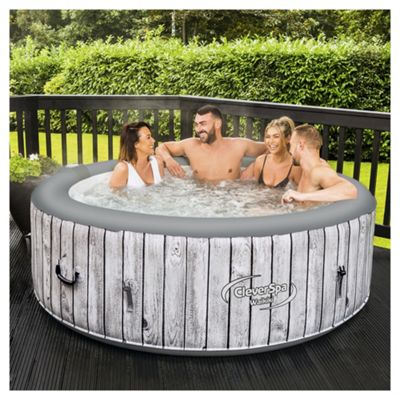 CleverSpa Waikiki 6 Person inflatable Hot Tub Spa