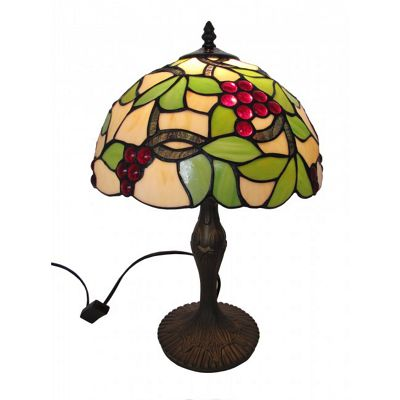 30cm Grape design Tiffany table Lamp