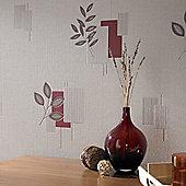 Superfresco Mellow Wallpaper - Red