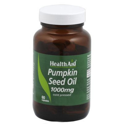 Pumpkin Seed Oil 1000mg