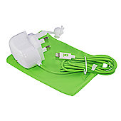 Juice Lightning Mains 2.4A Charger