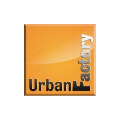 Urban Factory Mouse - Optical - Wireless - 2 Button(s) - Yellow