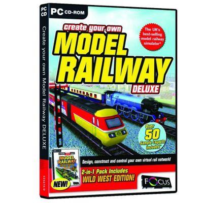 Create Your Own Model Railway - Deluxe