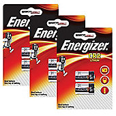 6 x Energizer CR2 3v Lithium Photo Battery DLCR2