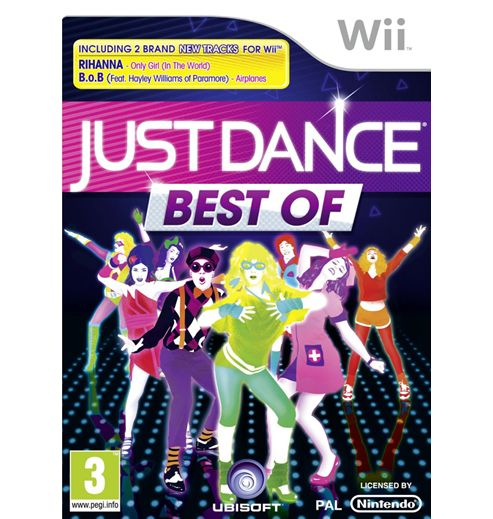 Just Dance - Best Of