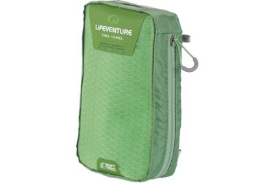 Lifeventure SoftFibre Trek Towel X Large Green