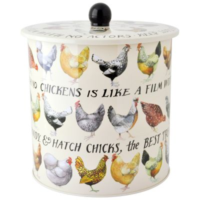 Emma Bridgewater Hens Biscuit Barrel