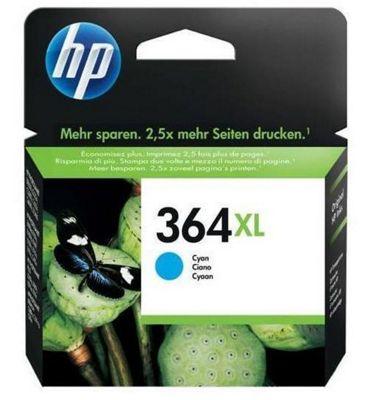 HP 364XL High Yield Yellow Original Printer Ink Cartridge