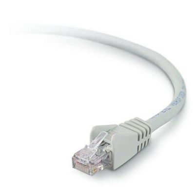 Belkin 15 m Cat5e Snagless UTP Patch Cable - White