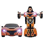 RC Transforming Car 1:14