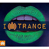Various Artists- I Love Trance (3CD)