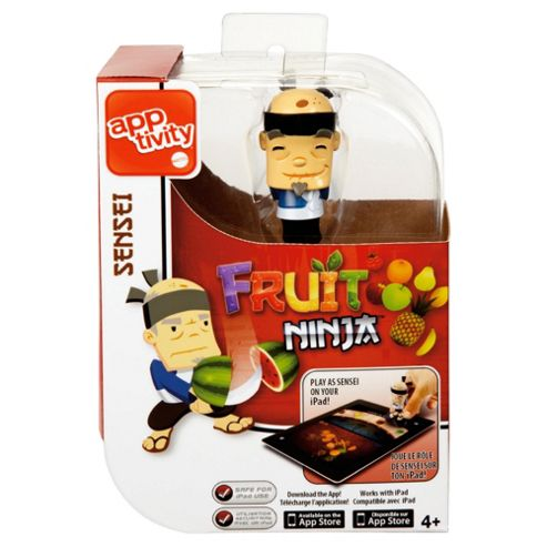 Fruit Ninja Apptivity Toy