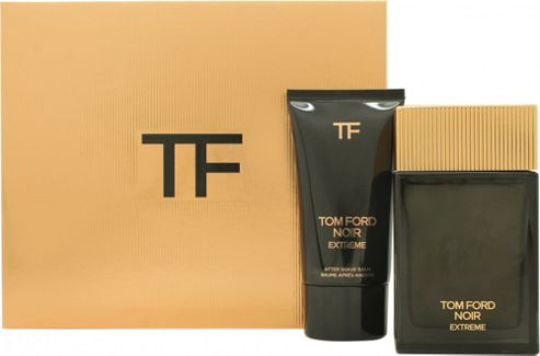 Tom Ford Noir Extreme Gift Set 100ml EDP + 75ml Aftershave Balm For Men