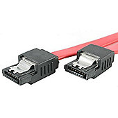 StarTech Latching SATA Cable Serial ATA / SAS cable Serial ATA 150/300 7 pin Serial ATA 7 pin Serial ATA 30 cm