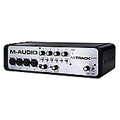 M-Audio Quad 4 Channel Audio USB Midi Interface
