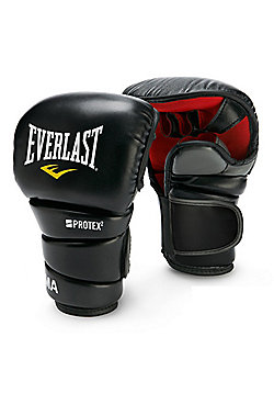 Everlast MMA Protex 2 Universal Training Gloves - Black