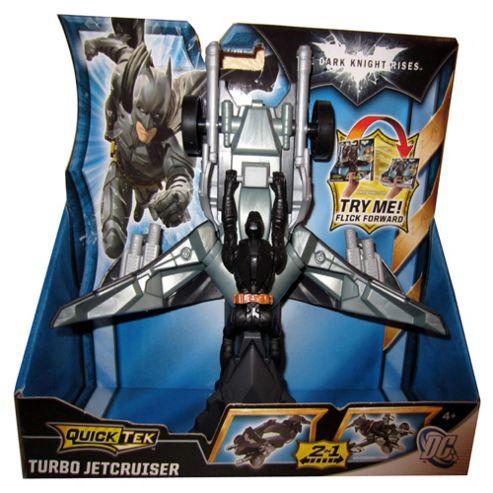 Batman The Dark Knight Rises QuickTek Turbo Jet Cruiser