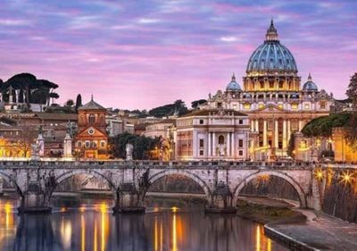 View of the Vatican - 500pc Puzzle