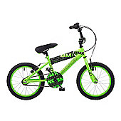 "Concept Android 16"" Wheel BMX Bike"
