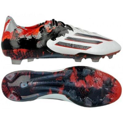 adidas Perfomance Mens Messi Pibe De Barr10 10.1 FG Football Boots - 6.5