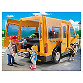 Playmobil School Van