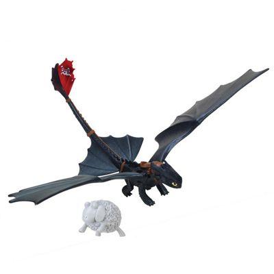 Dragons Defenders of Berk - Toothless Catapult Action Dragon Figure