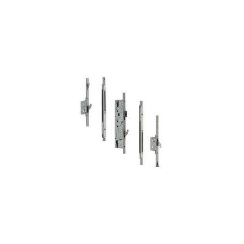 DOORMASTER Adjustable Lever Operated Latch & Hook Adjustable Hooks - UPVC Door - 92/35