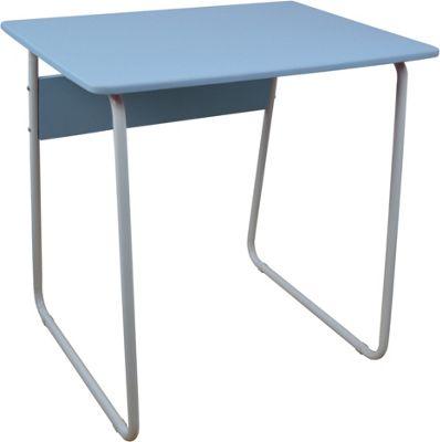Harbour Housewares Computer, Laptop Wooden Desk - Blue