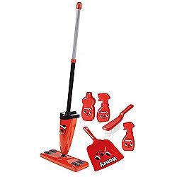 Casdon Henry Floor Cleaning Set