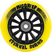 Slamm 110mm Nylon Core Wheel + Bearings - Yellow