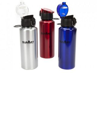 Summit Re-Hydrate 600ml Bottle Red