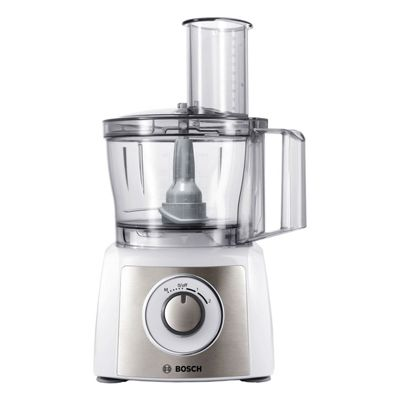 Bosch MCM3500MGB Food Processor 800W 2.3L Capacity White