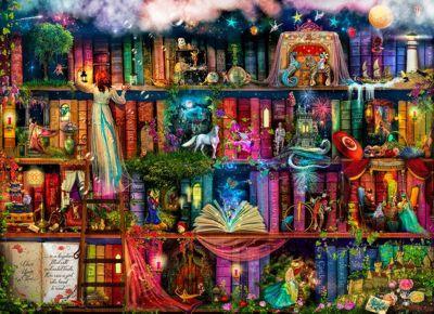 Fairytale Fantasia Puzzle