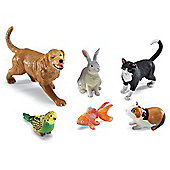 Learning Resources Jumbo Pets Set