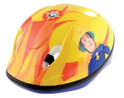 Fireman Sam Kids Safety Helmet
