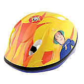 Fireman Sam Kids Safety Helmet
