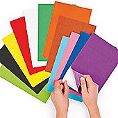 Self-Adhesive Felt Sheets Value (Pack of 18)