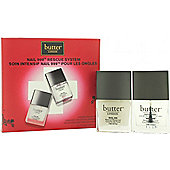 Butter London Nail 999 Rescue System Gift Set 11ml Topcoat + 11ml Basecoat