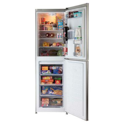 Beko CFD6914APS Fridge Freezer, A+, 59.5, Silver