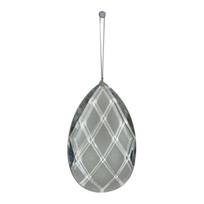 Large Chandelier Decoration Teardrop