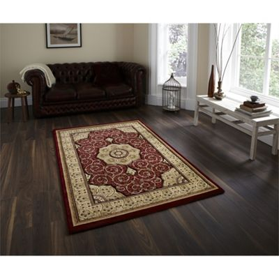 Heritage Persia Red Rug - 200x290cm