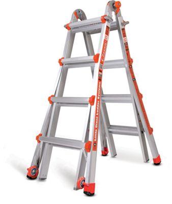 Little Giant 4 Rung Classic Ladder